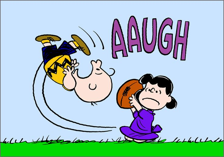 Name:  Charlie_Brown_Kicks_It.jpg Views: 611 Size:  51.6 KB